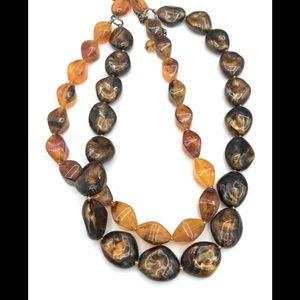 NY necklace (b23)